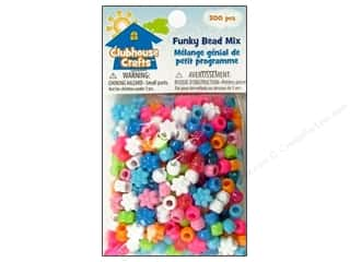 Holiday Gift Ideas Sale Kids Crafts: Sulyn Clubhouse Crafts Bead Mix Funky 300pc