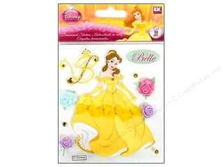 EK Disney Sticker 3D Princess Belle