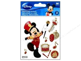 EK Disney Sticker 3D Mickey Parade