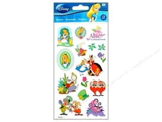 EK Disney Sticker Alice In Wonderland