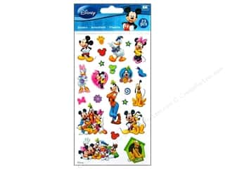 scrapbooking & paper crafts: EK Disney Stickers Mickey And Friends