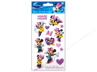 scrapbooking & paper crafts: EK Disney Sticker Minnie Mouse