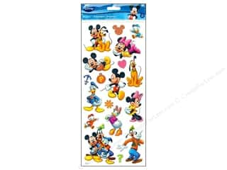 EK Disney Sticker Dimensional Mickey & Friends Large