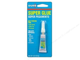 glues, adhesives & tapes: Duro Adhesive Super Glue Carded 2gm