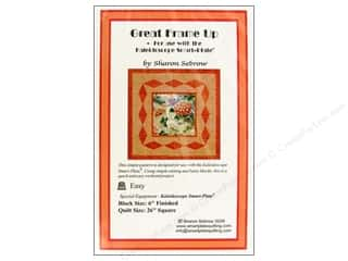 Stitchery Frames / Quilting Frames: Smart Plate Quilting Great Frame Up Pattern