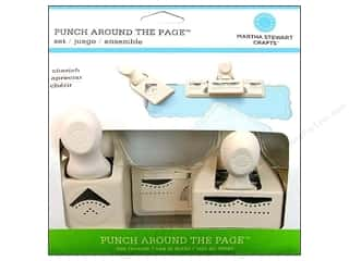 Martha Stewart Punch Around The Page Set Cherish