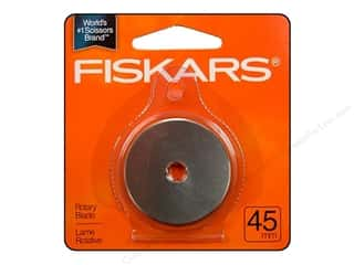 gifts & giftwrap: Fiskars Rotary Blade 45 mm Straight 1 pc.
