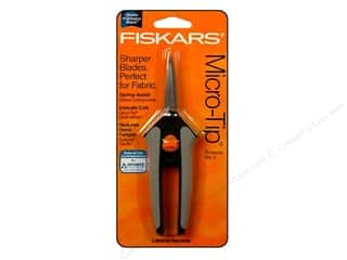 Weekly Specials Scissors: Fiskars No. 5 Micro-Tip Easy Action Scissors