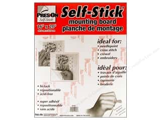 yarn & needlework: Pres-On Mounting Board 16 x 20 in. (3 pieces)
