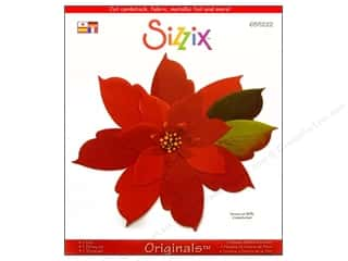 Sizzix Originals Die Flower Petals & Center by Debi Adams