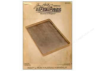 Sizzix: Sizzix Movers & Shapers Accessory Base Tray L by Tim Holtz