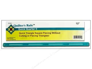 Quilter's Rule Quick Quarter II 12 in.