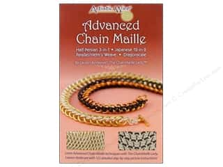 Artistic Wire Advanced Chain Maille Book by Lauren Andersen