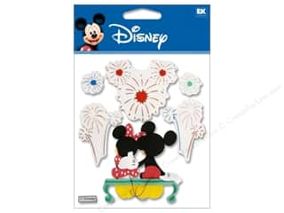EK Disney Dimensional Stickers Fireworks