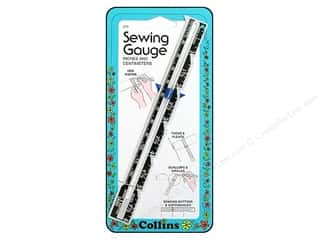sewing & quilting: Sewing Gauge by Collins  6 in.