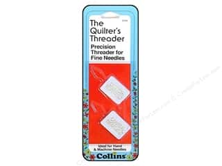Collins Needle Threader: Quilter's Threader by Collins 2 pc.
