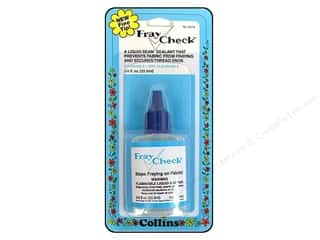 fray check: Fray Check by Collins 3/4 oz.