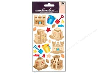 Sticko Stickers - Sand Castles