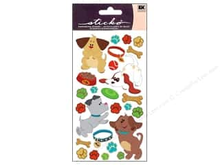 scrapbooking & paper crafts: EK Sticko Stickers Mr Bark A Lot