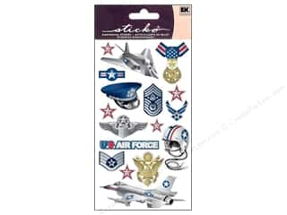 stickers: EK Sticko Stickers Air Force