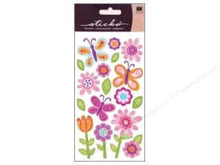 Sticko Stickers - Whimsical Garden