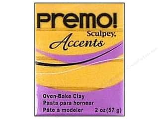 Premo! Sculpey Polymer Clay 2 oz. 18K Gold