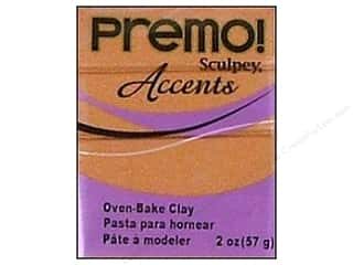 Polymer Clay: Premo! Sculpey Polymer Clay 2 oz. Copper