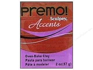 Premo! Sculpey Polymer Clay 2 oz. Bronze