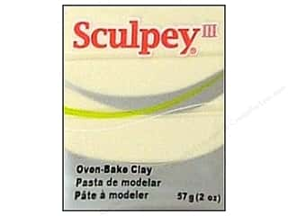 acrylic paint: Sculpey III Clay 2 oz. Glow in the Dark