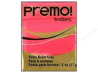 Premo! Sculpey Polymer Clay 2 oz. Blush