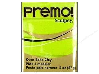 craft & hobbies: Premo! Sculpey Polymer Clay 2 oz. Wasabi