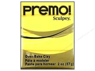 craft & hobbies: Premo! Sculpey Polymer Clay 2 oz. Sunshine