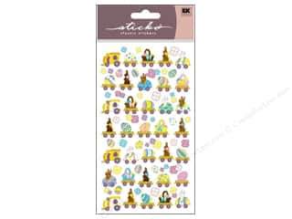 Pieceful Expressions: EK Sticko Stickers Easter Express