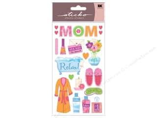 Mothers Day Gift Ideas: EK Sticko Stickers I Love You Mom