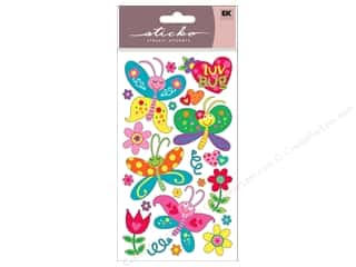 Spring Stickers: EK Sticko Stickers Love Bug