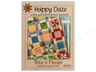 Bits 'n Pieces Happy Daze Pattern