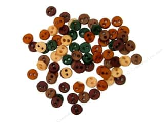 resin: Jesse James Dress It Up Embellishments Micro-Minis Round Fall