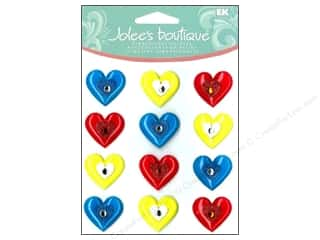 Jolee's Boutique Cabochons Hearts