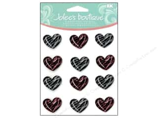 Jolee's Boutique Cabochons Wild Hearts