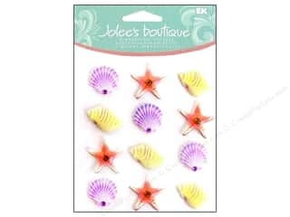 scrapbooking & paper crafts: Jolee's Boutique Cabochons Sea Shells