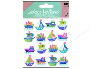 stickers: Jolee's Boutique Stickers Repeats Boats