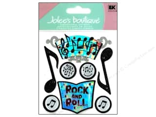 Jolee's Boutique Stickers Music