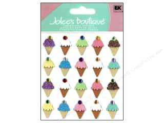 scrapbooking & paper crafts: Jolee's Boutique Stickers Repeats Ice Cream