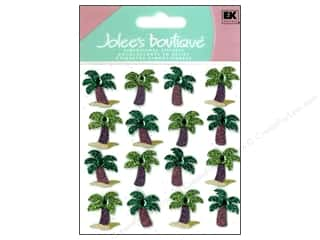 stickers: Jolee's Boutique Stickers Repeats Palm Trees