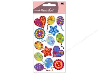scrapbooking & paper crafts: EK Sticko Stickers Balloon Value Pack