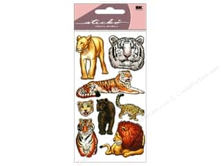 EK Sticko Stickers Big Cats