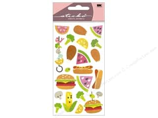 scrapbooking & paper crafts: EK Sticko Stickers BBQ