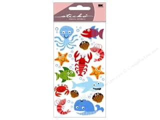 scrapbooking & paper crafts: EK Sticko Stickers Sea Life Fun