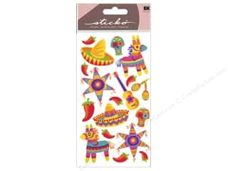 scrapbooking & paper crafts: EK Sticko Stickers Fiesta