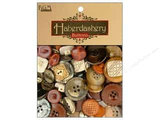 cover button: Buttons Galore Haberdashery Buttons Classic Natural